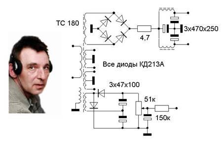 зарядное устройство для шуруповерта на микроконтроллере схема - Интересные полезности.
