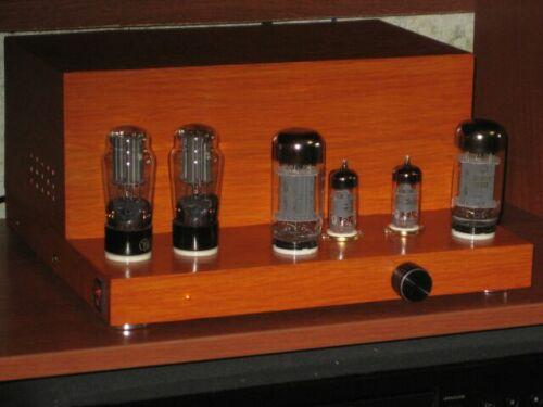 Ламповый усилитель SE на 6Ж51П и 6П3С-Е.